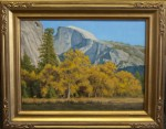 Allen Figone - Half Dome in Fall