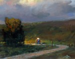 F. Michael Wood - Racing the Storm