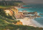 F. Michael Wood - Sun and Mist Cental Coast