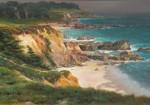 F. Michael Wood - Sun and Mist Cental Coast
