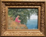 Baumgartner Sunlit Memories framed HR