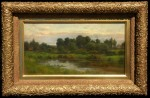 Bloomer Springtime Slough framed HR