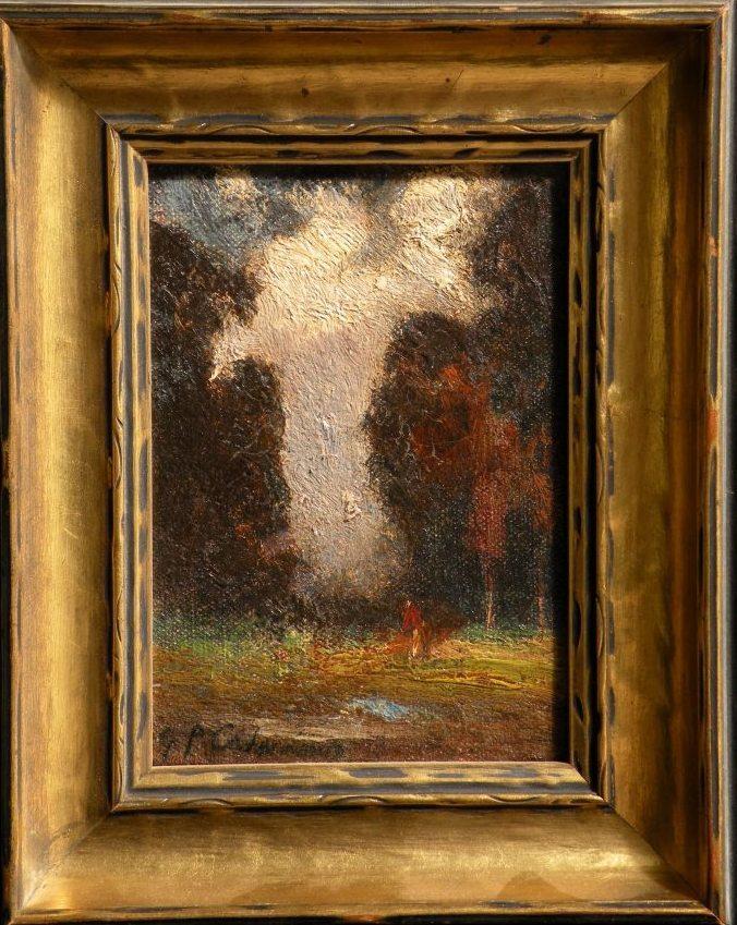Giuseppe Cadenasso - Clouds & Eucalyptus