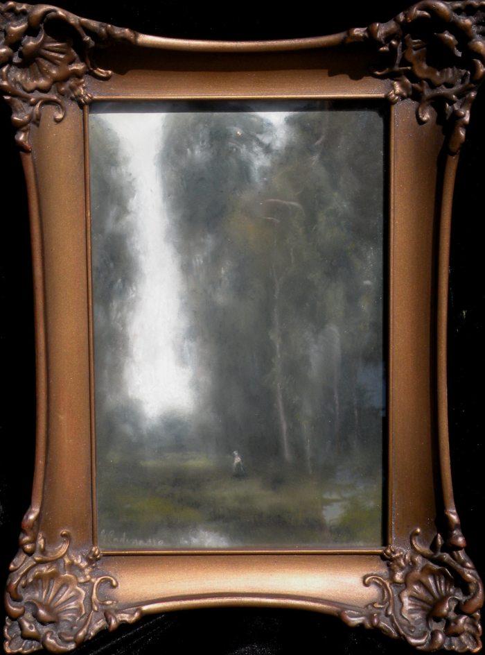 Giuseppe Cadenasso - Reflections of Corot