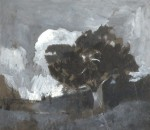 Emil Carlsen Windswept Cypress