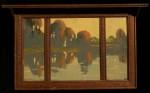 Jack Cassinetto - California Delta triptych