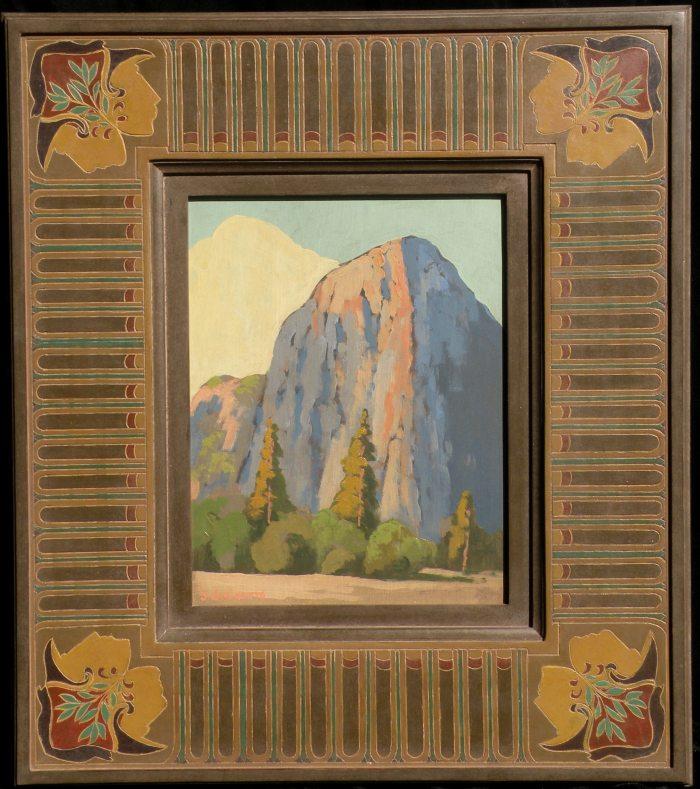 Jack Cassinetto - El Capitan Yosemite