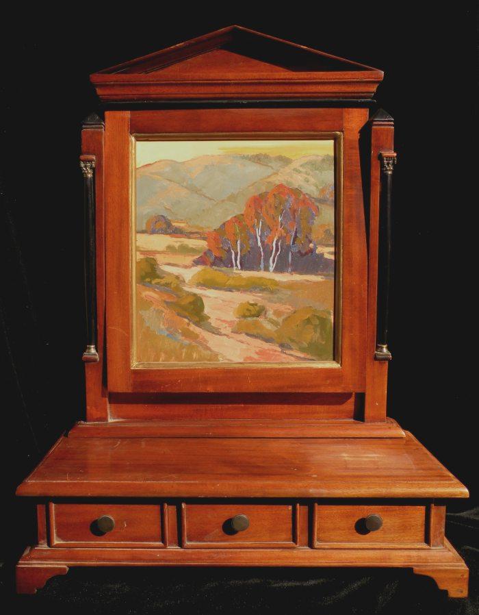 Jack Cassinetto - Eucalyptus Sonoma table top piece