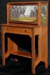 Jack Cassinetto - Eucalyptus, Three Panel Desk