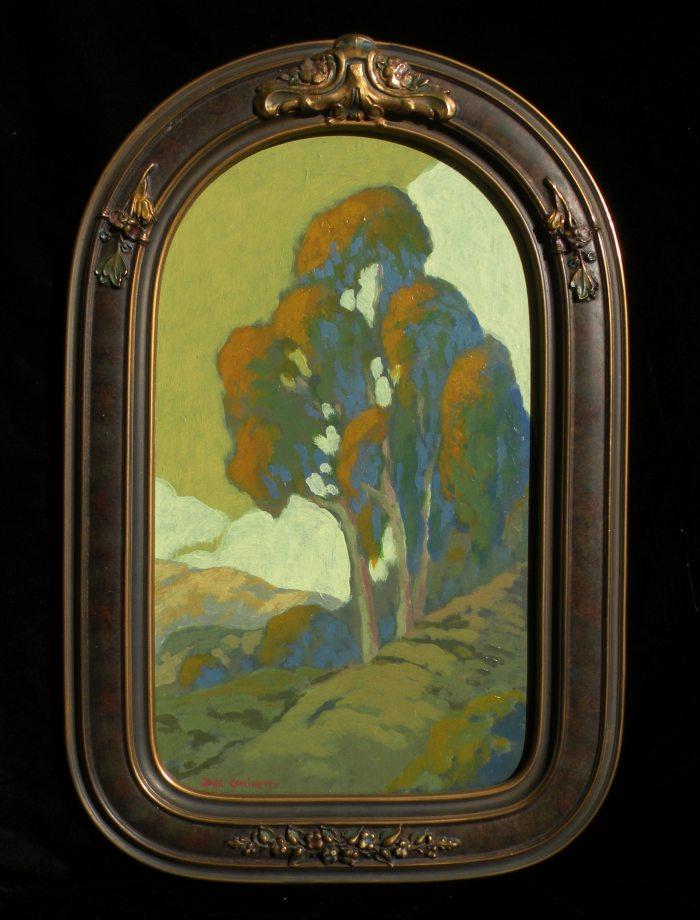 Jack Cassinetto - Eucalyptus in Sonoma