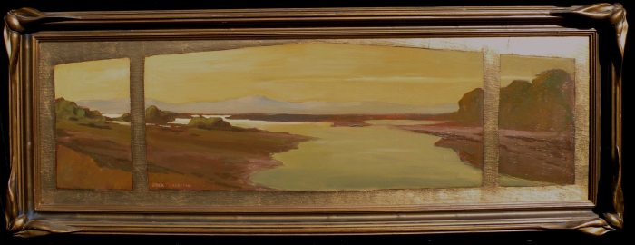 Jack Cassinetto - Marshes at Humboldt
