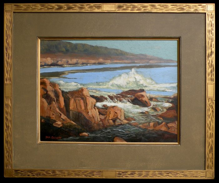 Jack Cassinetto Near Bodega Bay