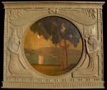 Jack Cassinetto - Sunset Egyptian frame