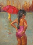 Christine Crozier - Big Umbrella