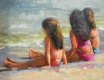 Christine Crozier - Three Little Mermaids