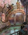 Cyrus Cuneo - Japanese Tea Garden