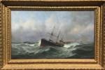 Gideon Denny Furled Sails