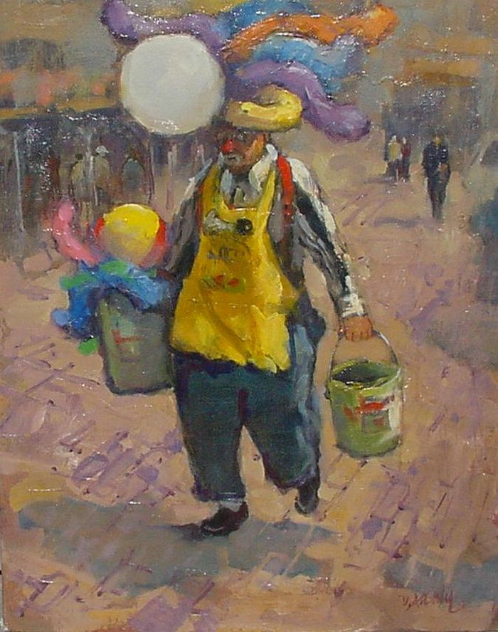 Don Ealy - Balloon Man