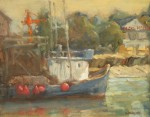 Don Ealy - Blue Boat Red Floats