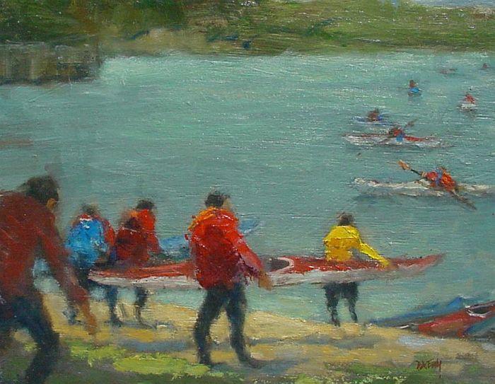 Don Ealy - Finish Line Kayaks