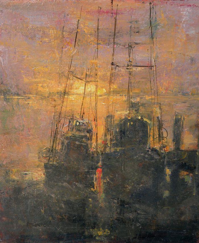 Don Ealy - Harbor Glow