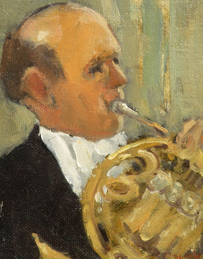Don Ealy - In the Spotlight French Horn