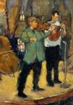 Ealy Mandolin Violin & Cello