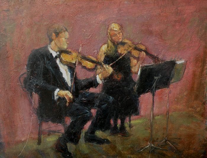 Don Ealy - Music for Violin