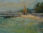 Don Ealy - Orange Sails