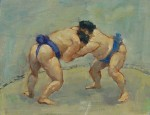 Don Ealy - Sumo Match