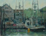 Don Ealy - Yellow Float Garabaldi