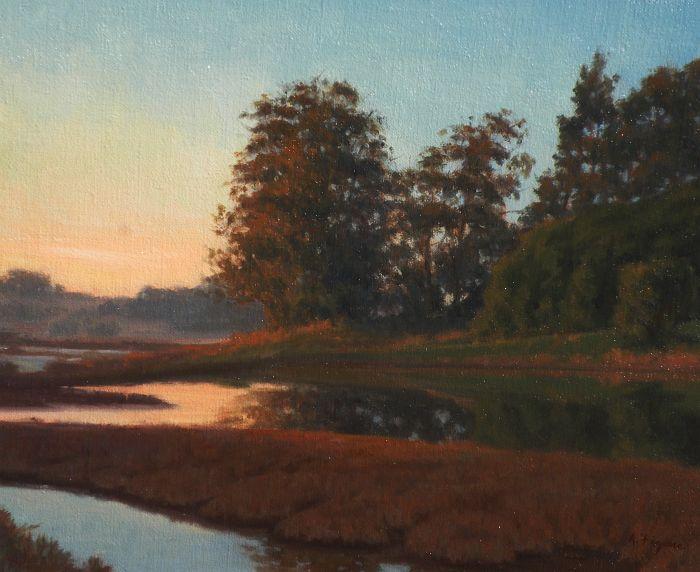 Allen Figone - Elkhorn at Sunset