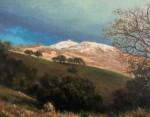 Allen Figone Snow Atop Mount Hamilton