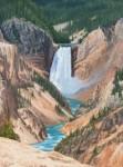 Figone Upper Yellowstone Falls
