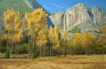 Allen Figone - Upper Yosemite Falls in the Fall