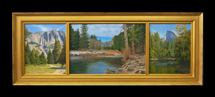 Allen Figone Yosemite Splendor