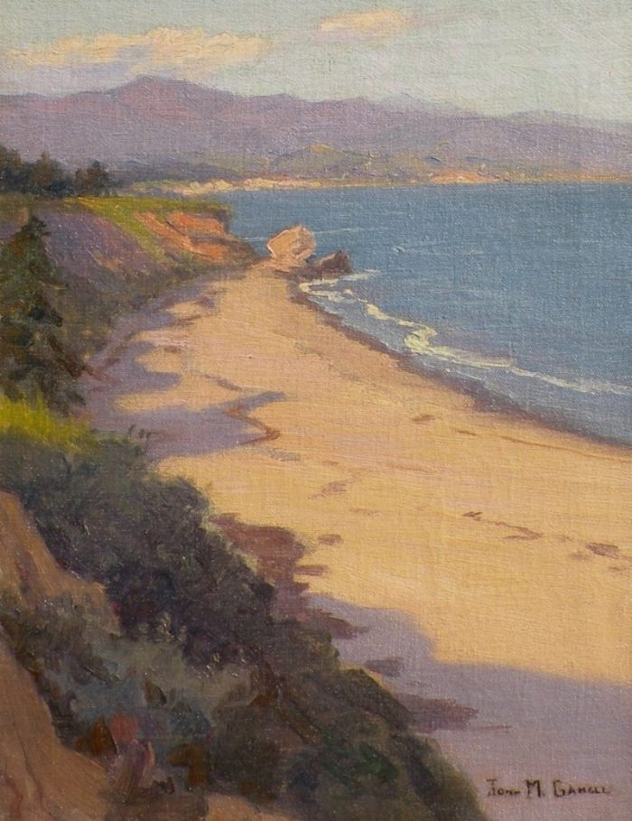 John Gamble - California Coast