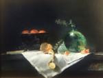 Goldfinger Green Glass & Tangerines