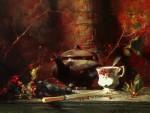 Goldfinger Tea Party