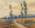 Percy Gray A Country Road