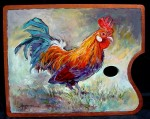 Jane Hofstetter - Chicken and the Egg