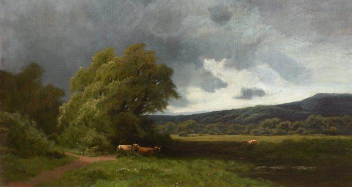 Ransom Holdredge - Gathering Storm