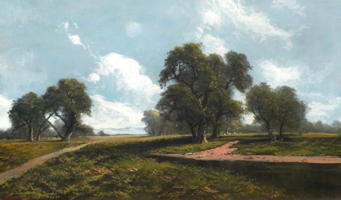 Ransome Holdredge - Sonoma Valley -Early California painter
