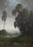 Carl Jonnevold - Trees at Twilight