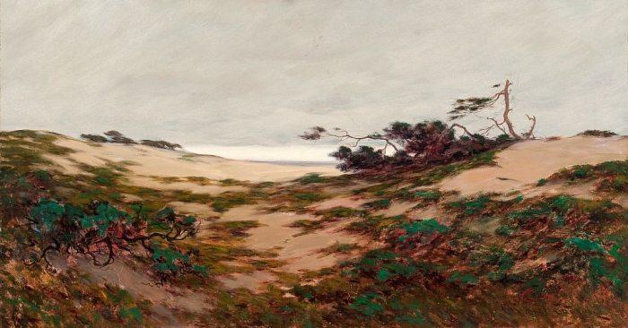 Charles Chapel Judson - Windswept Dunes
