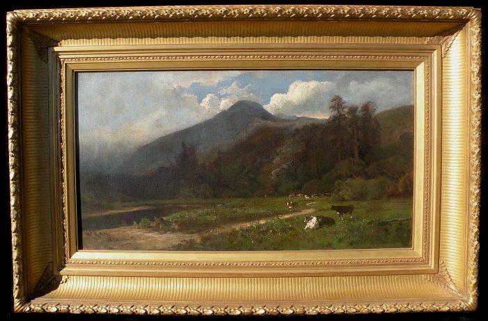 William Keith - Mt. Tamalpais