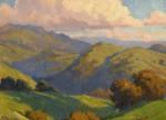 Paul Kratter Along the Ridge Top