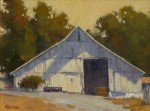 Kratter Barn Shadows Sonoma 9x12