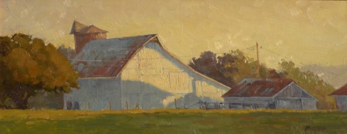 Paul Kratter - Casting Shadows Petaluma