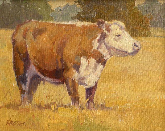 Paul Kratter - Cow Study